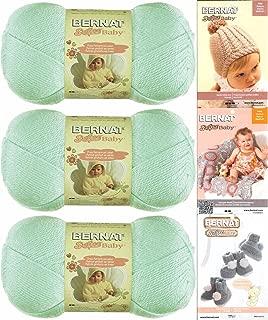 Best bernat baby softee baby blanket pattern Reviews