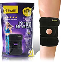 Arthetik Knee Brace, Relieves and Supports Meniscus Tear, Arthritis, PCL, ACL, LCL, MCL,..