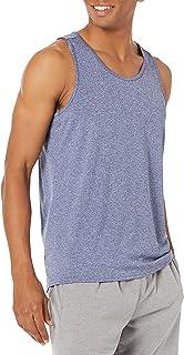 Amazon Essentials Men's Tech Stretch Performance Tank Top Shirt