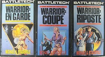 BATTLETECH: The Warrior Trilogy; En Garde (1988), Riposte (1988), & Coupé (1988)
