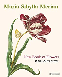 Maria Sibylla Merian: 22 Pull-Out Posters
