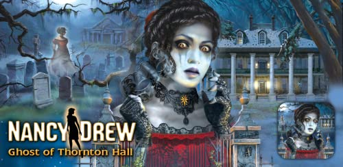 『Nancy Drew: Ghost of Thornton Hall』の4枚目の画像