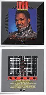 CD SINGLE Edwin Starr - Stock Aitken Waterman - PWL Whatever Makes Our Love Grow - 7-track CARD SLEEVE REMIXES CDSINGLE