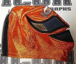 Kazushi Sakuraba Signed Mask BAS COA UFC New Japan Pro Wrestling Pride Never Die - Beckett Authentication