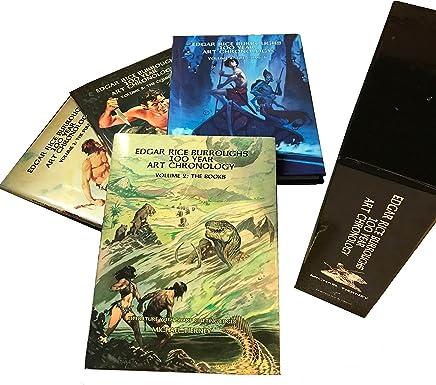 Edgar Rice Burroughs - 100 Year Art Chronology