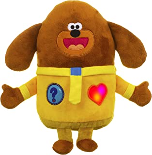 Hey Duggee Interactive Smart Soft Toy   3 Ways to Play   Voice Activated   Ask Questions: Duggee Woofs!   With TV Show Sou...