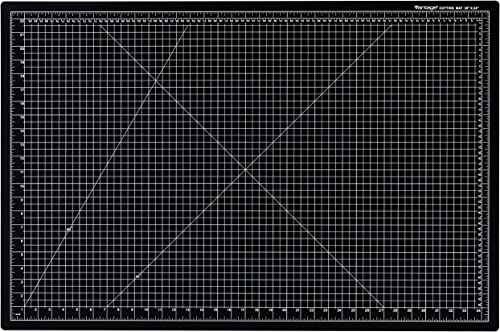 "Dahle Vantage 10673 Self-Healing Cutting Mat, 24""x36"", 1/2"" Grid, 5 Layers for Max Healing, Perfect for Crafts & Sewi..."
