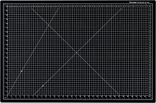 "Dahle Vantage 10673 Self-Healing Cutting Mat, 24""x36"", 1/2"" Grid, 5 Layers for Max Healing, Perfect for Crafts & Sewing, B..."