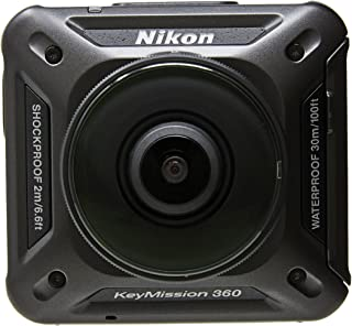 Nikon KeyMission 360, Black
