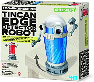 4M Eco Engineering Tin Can Edge Detector Play Set