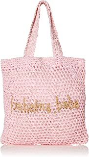 Seafolly girls Woven Beach Tote Kid's Backpack One Size