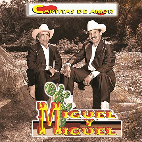 Cartas Marcadas (Album Version) by Miguel Y Miguel on Amazon ...