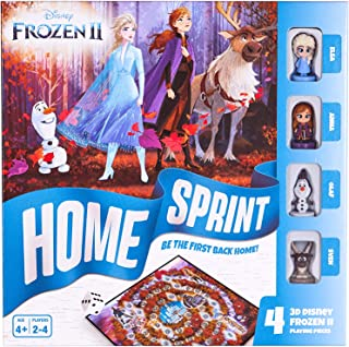 Cartamundi Frozen 2 Home Sprint brädspel