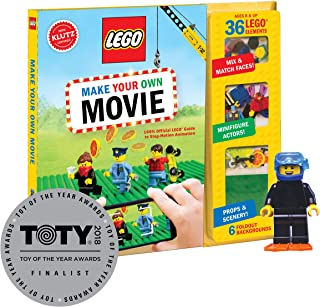 KLUTZ Lego Make Your Own Movie