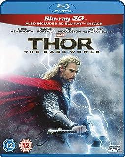 Thor: The Dark World   Bluray   Arabic Subtitle Included