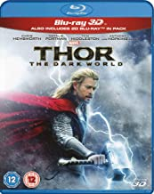 Thor 2: The Dark World (3D Blu-ray + Blu-ray)