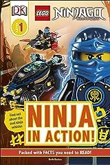 LEGO NINJAGO Ninja in Action! (DK Readers Level 1) Kindle Edition