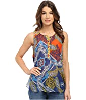 Hale Bob - Color Me Cuban Sleeveless Blouse