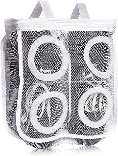 洗濯ネット 靴 シューズ 洗い メーカー30日間品質保証 NESHEXST (3個, 白)