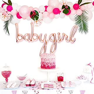 Best rose baby shower decorations Reviews