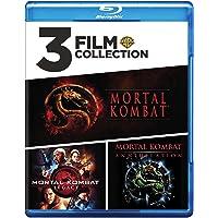 Deals on Mortal Kombat Triple Feature Blu Ray