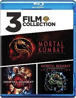 Recommended Title : Mortal Kombat / Mortal Kombat 2 / Mortal Kombat: Legacy (3FE)(BD)