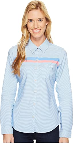 Super Harborside Woven Long Sleeve Shirt