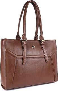 HAMMONDS FLYCATCHER Genuine Leather Satchel Women's Handbag, LB211MH (Brushwood) LB211MH(N)