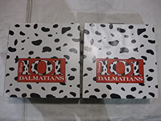 Official 101 Dalmations McDonald's Happy Meal Collector Set