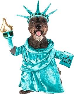 Statue of Liberty Pet Costume, Large