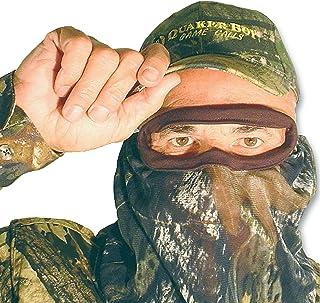 Quaker Boy 56212 Bandito Elite - 3/4 Facemask,Multi