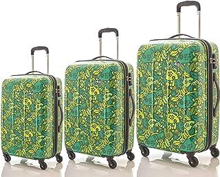مجموعة حقائب الامتعة كاميلانت ذات العجلات من امريكان تورستر، 3 قطع، اخضر - I2844007