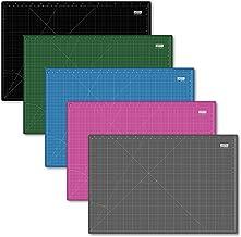 UESTA A1 (36L x 24W Inch) (900 x 600 mm) Self Healing 5 Layers PVC Colorful Cutting Mat (Green)
