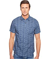 VISSLA - Shielded Short Sleeve Printed Woven