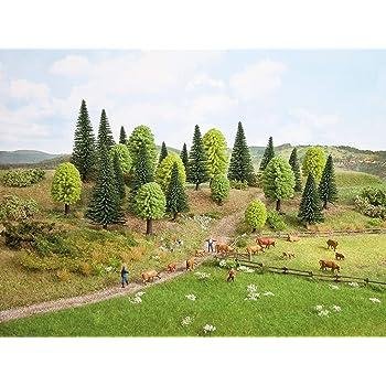 Anzeige Vorbildliche Bäume Layout Landschaft Requisiten 10 stücke Mini