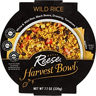 Reese Wild Rice Harvest Bowl, Pack of 8