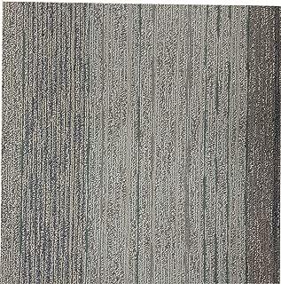 Shaw Green/Taupe Carpet Tile-24