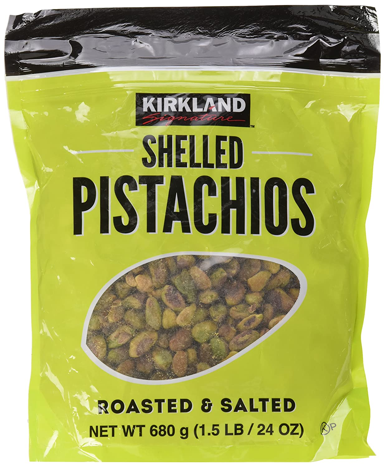 Quality inspection Kirkland Signature Nuts Shelled Pistachios Roasted Salted Houston Mall 24