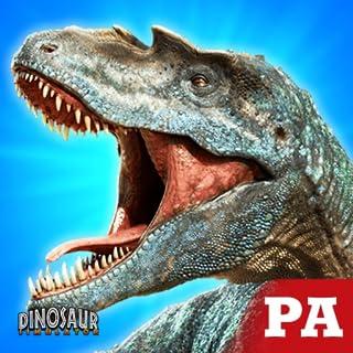 Dino Simulator City Rampage