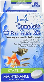 Jungle Laboratories AJUJ92010 12-Tablets Complete Water Care Kit for Aquarium