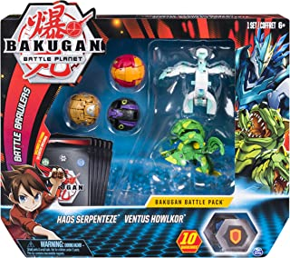 Best bakugan haos battle gear Reviews