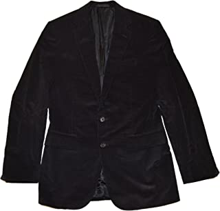 RALPH LAUREN Polo Black Label Mens Blazer Sport Coat Corduroy Italy Cotton
