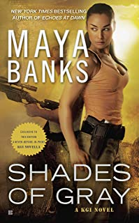 Shades of Gray: A KGI Novel (KGI series Book 6)