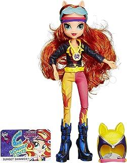 My Little Pony Equestria Girls Motorcross Sunset Shimmer Doll