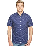 Vineyard Vines - Short Sleeve Flag Whale and Star Tucker Shirt