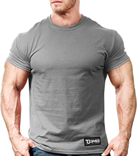 Men's MMA Fight (TapOrBleed-000) Fitness Gym T-Shirt