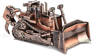Caterpillar D11T Track Type Tractor Copper Finish Commemorative Series Vehicle