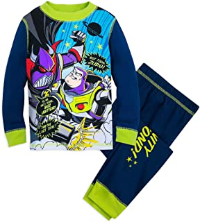 Disney Toy Story Glow-in-The-Dark PJ PALS Set for Boys Multi