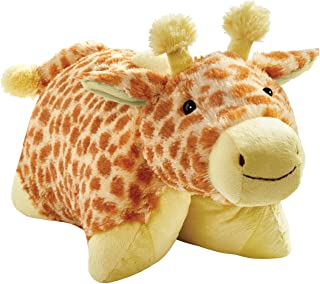 "Pillow Pets Originals Jolly Giraffe 18"" Stuffed Animal Plush Toy"