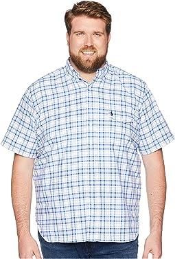 Big & Tall Oxford Button Down Sport Shirt